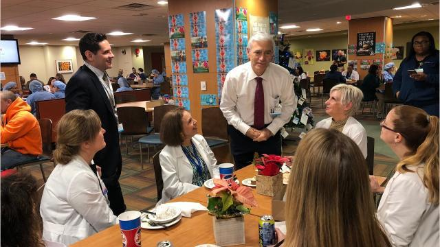 John Lloyd, who came to New Jersey in 1982 to take over struggling Jersey Shore Medical Center in Neptune, retires at the end of the year, leaving his mark on the health care industry.