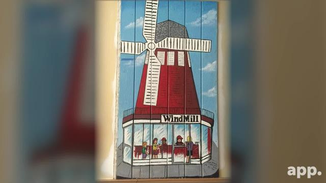 Long Branch's iconic WindMill restaurant saved some of its pieces before its home for the last 30 years was knocked down