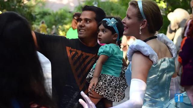 Nashville Zoo hosts first-ever 'Dreamnight at the Zoo' for hundreds of children with special needs