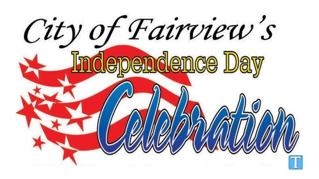 City of Fairview announces musical line-up for July 3rd Independence Day Celebration.