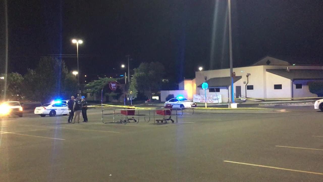 Police are investigating after a shooting Monday night in Nashville that left two people hurt.