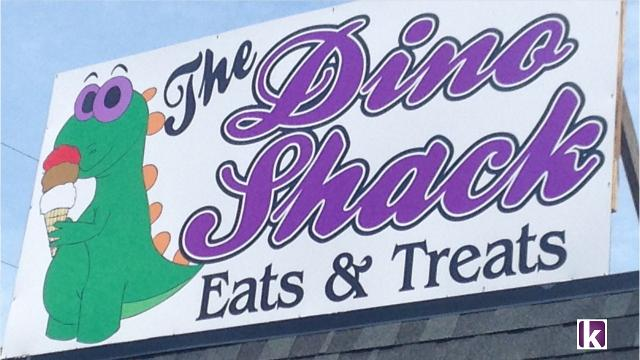 Dino Shack Eats & Treats comes to Powell