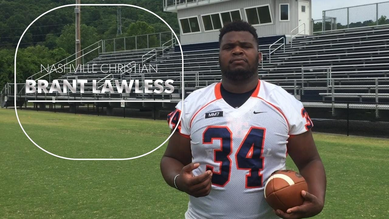 Dandy Dozen 2017: No. 3 Brant Lawless
