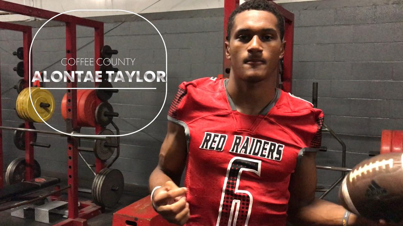Dandy Dozen 2017: No. 4 Alontae Taylor