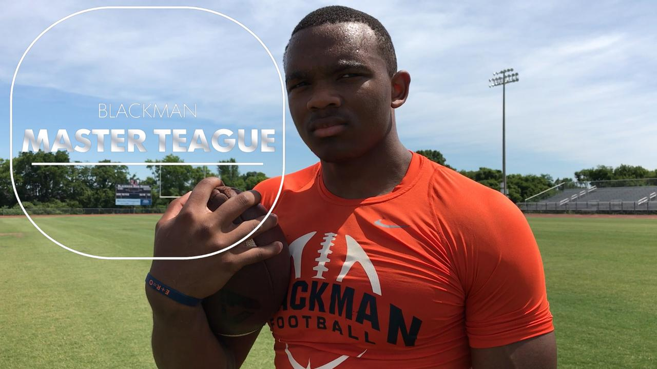 Dandy Dozen 2017: No. 5 Master Teague