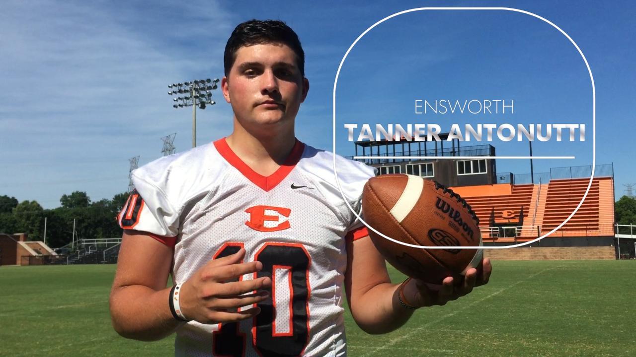 Dandy Dozen 2017: No. 11 Tanner Anonutti
