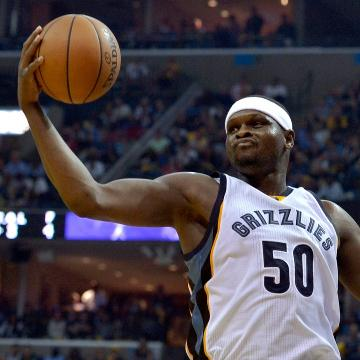 31b740df209 Memphis reacts to Zach Randolph leaving the Grizzlies