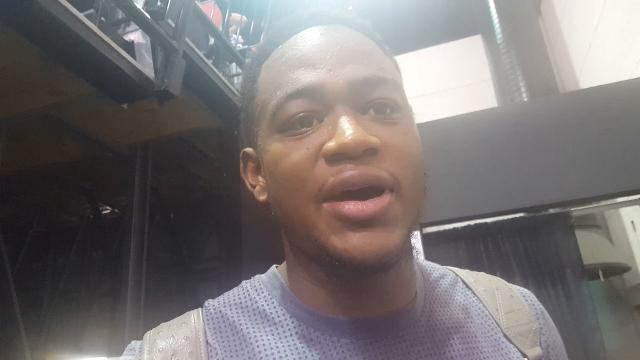 Grizzlies forward Jarell Martin tells The CA about summer league goals