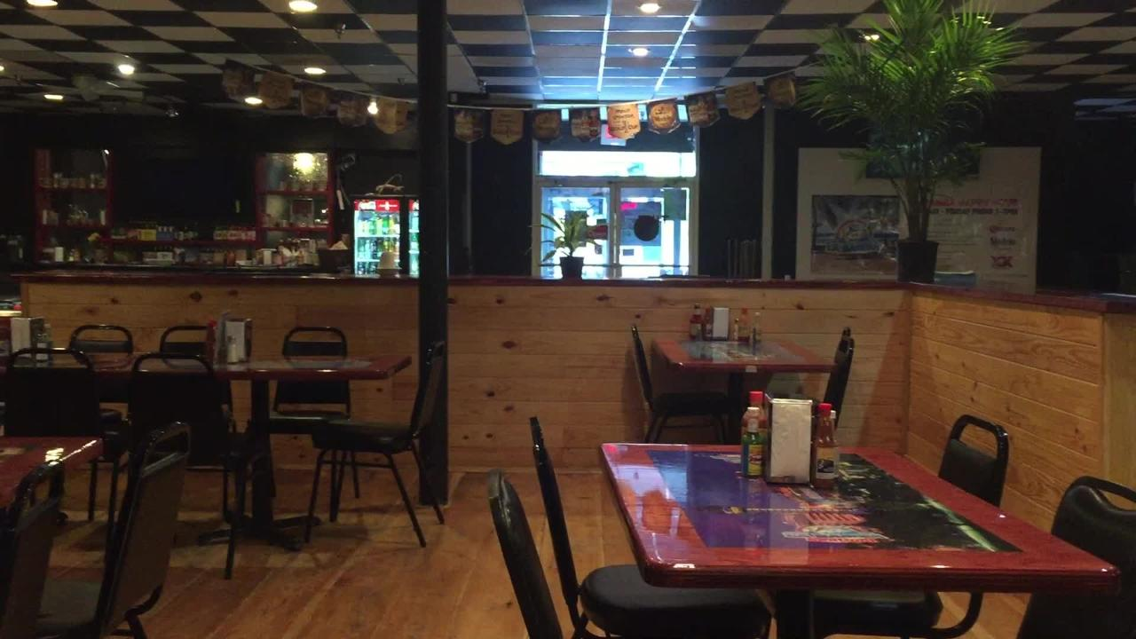 A Look Inside La Bamba Seafood Restaurant