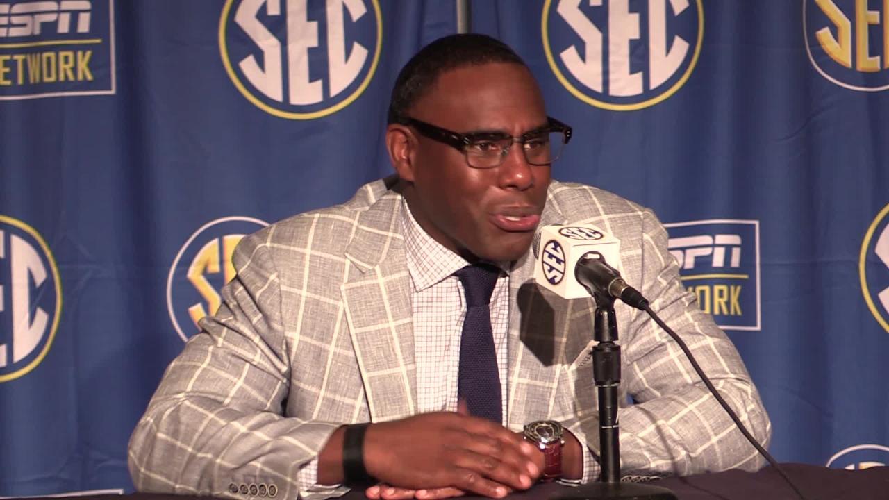 "Vanderbilt head coach Derek Mason: ""We have national appeal"""