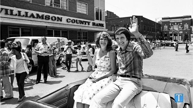 Quick look at what was going on in Nashville 40 years ago for July of 1977