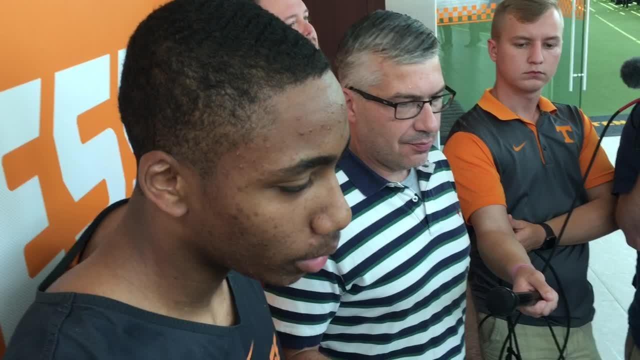 Chris Darrington bonding with teammates