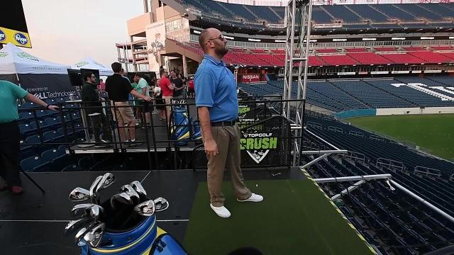Topgolf arrives at Nissan Stadium