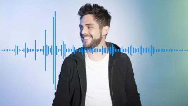 Thomas Rhett talks about his new single 'Unforgettable'