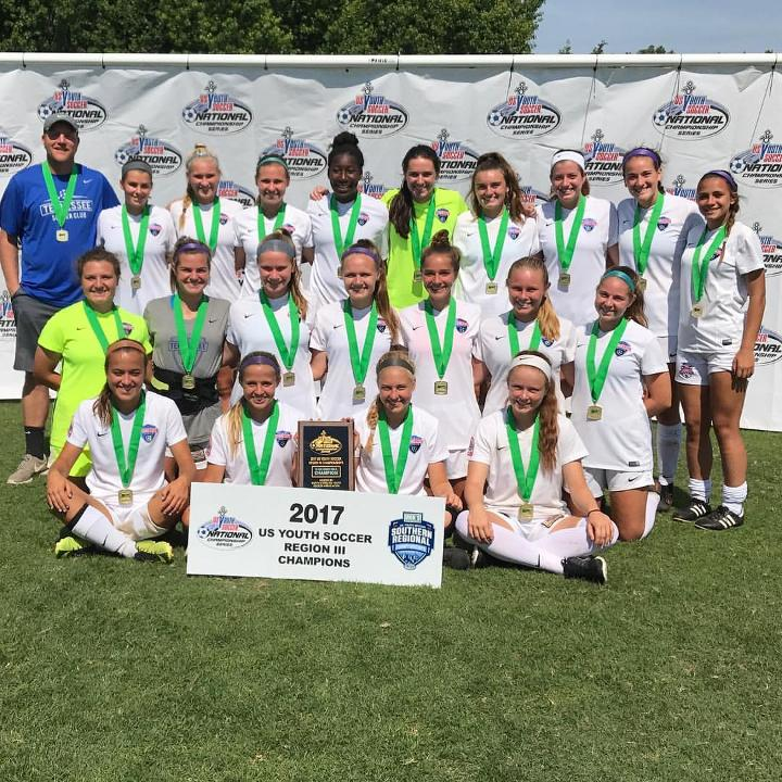 Franklin-based travel soccer teams compete  U.S. National championship