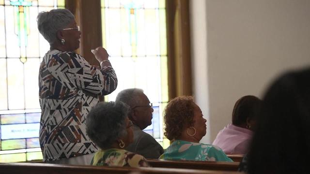 Churches struggle with changing neighborhoods