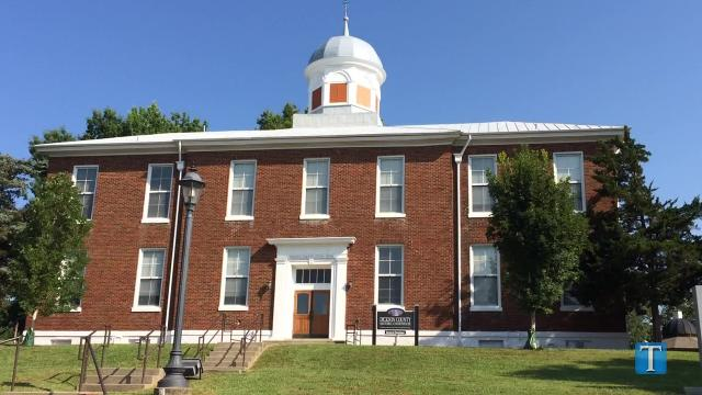 Dickson County Justice Center