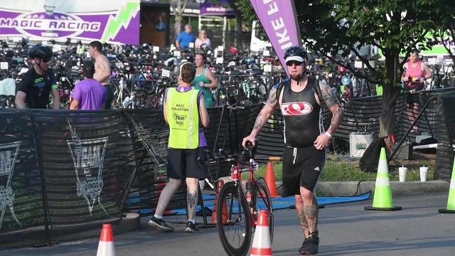 The 39th annual Music City Triathlon