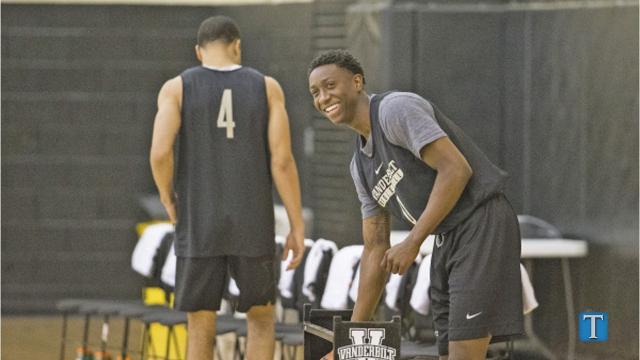 Vanderbilt basketball's fabulous freshmen