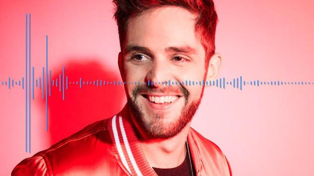 Thomas Rhett speaks about his new album 'Life Changes'