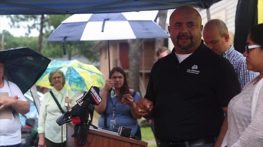 Pastor Greg Diaz addresses recent ICE raids