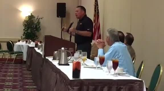 Butch Jones talks about concussions in football