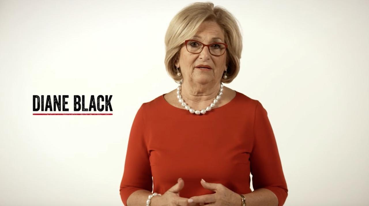 Diane Black announces campaign for Governor