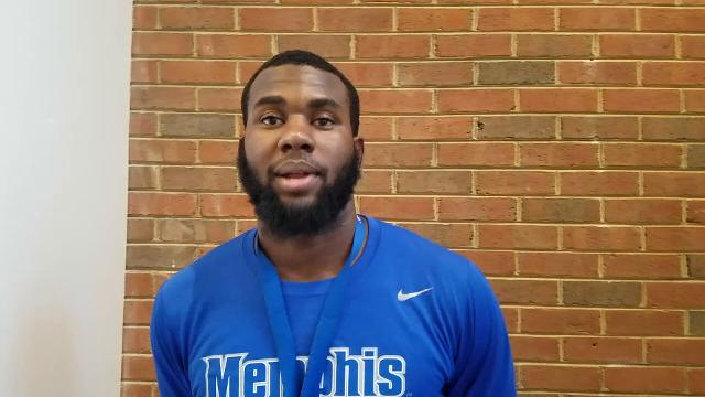 Get to know new Memphis F Raynere Thornton