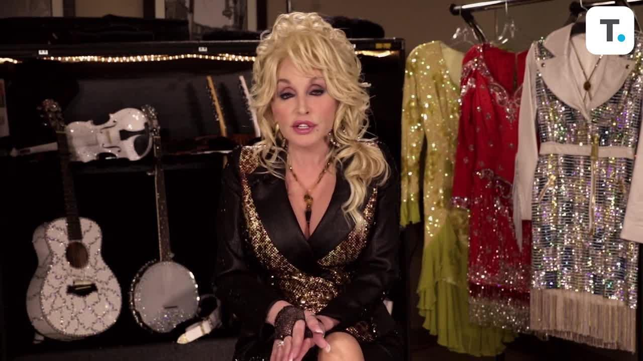 Dolly Parton's tribute to Glen Campbell