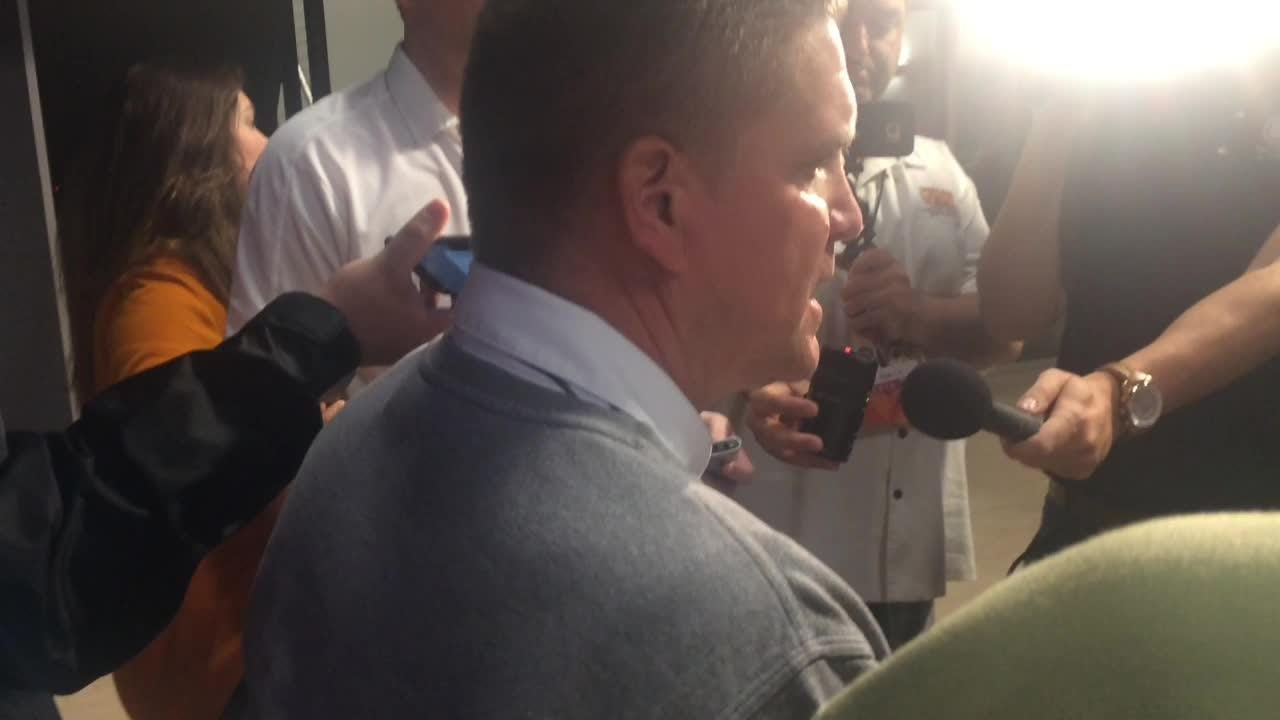Bob Shoop: Vols defense 'right on schedule'