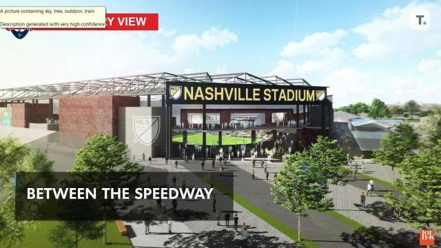 Plans for Nashville MLS Stadium Revealed
