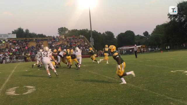 Defense puts Gallatin on top in 24-7 win against Springfield