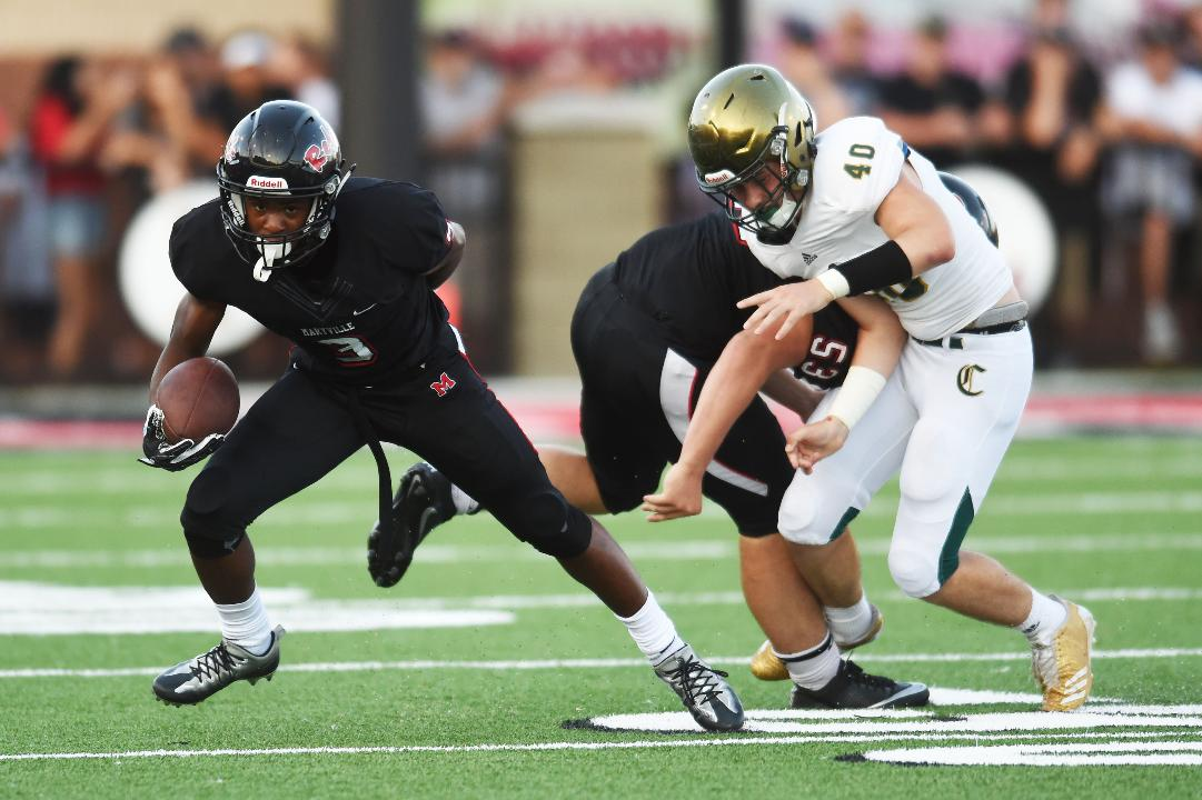 Knoxville Catholic At Maryville Football Game