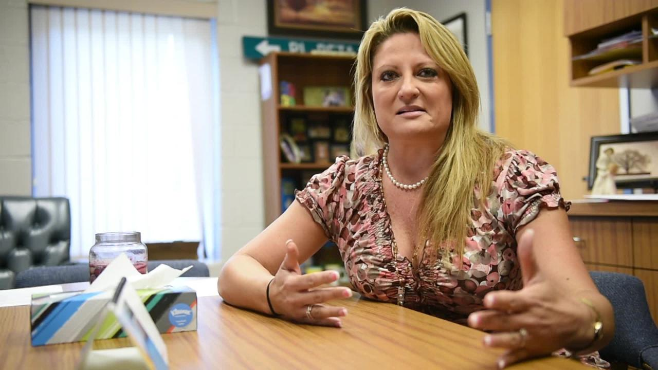 Pi Beta Phi principal reveals school's theme for the new school year