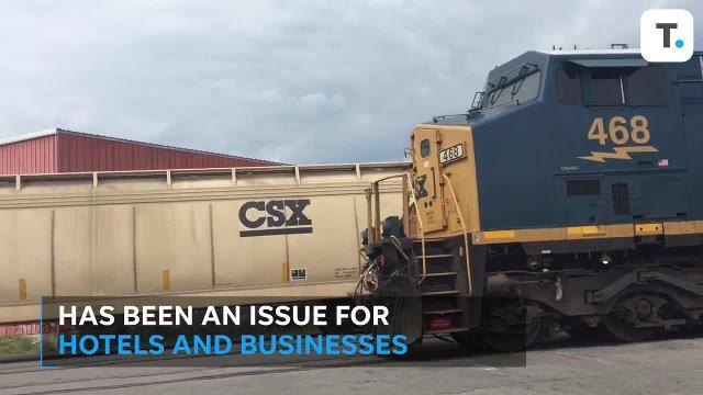 Nashville moves to eliminate railroad crossing at 7th and Fogg, train noise