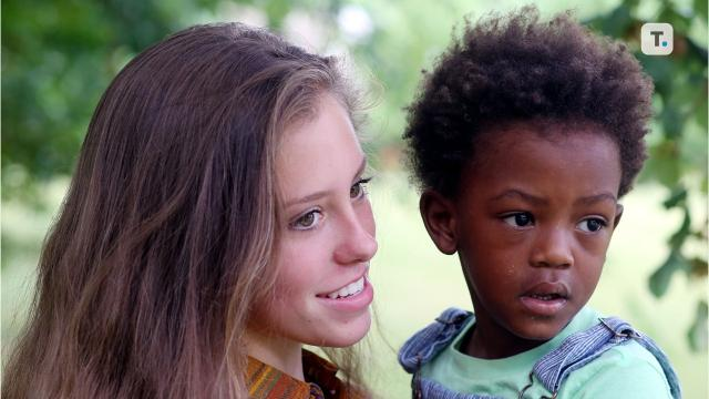 Brentwood teen recalls 'eye opening' trip to Ethopia to get her brother