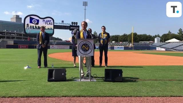 John Ingram discusses plans to play inaugural season at First Tennessee Park