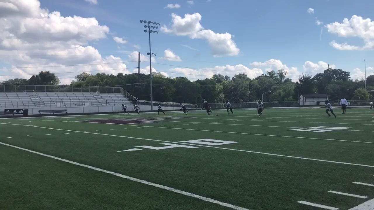 Fulton is ready for football season opener against Central