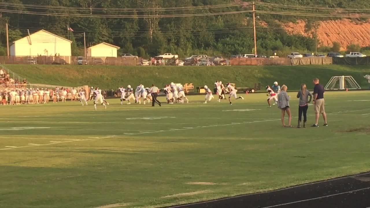 West vs Hardin Valley football highlights
