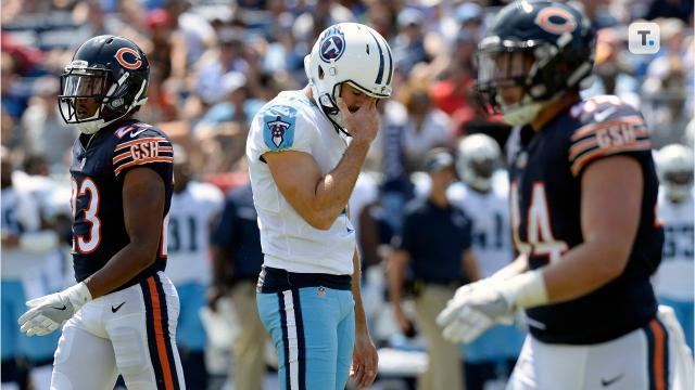 Titans v. Bears: Offense falters in final home preseason game