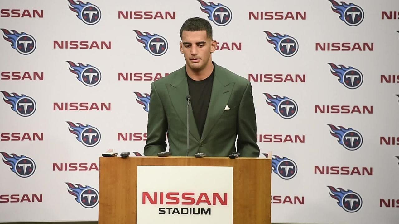 Titans: Marcus Mariota, Mike Mularkey after preseason loss to Bears