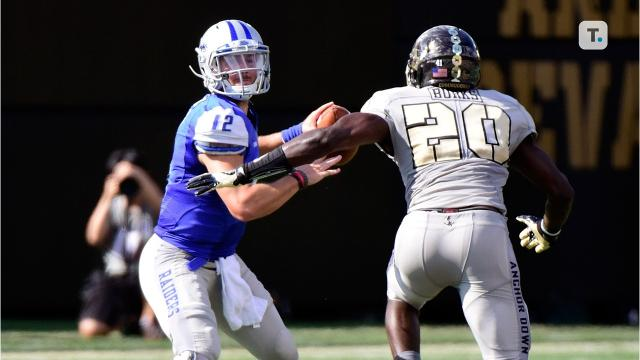 sports shoes efd8f b59c1 MTSU vs. Vanderbilt: 5 games of modern era