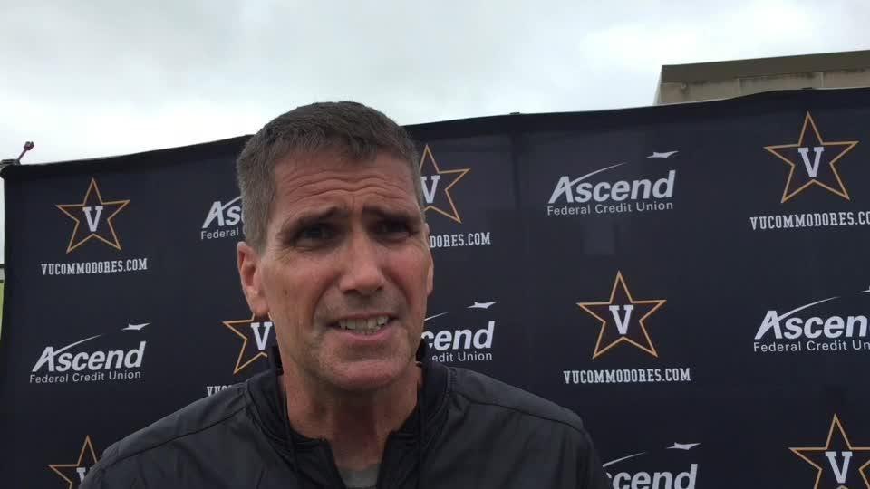 Vandy offensive coordinator previews MTSU opener