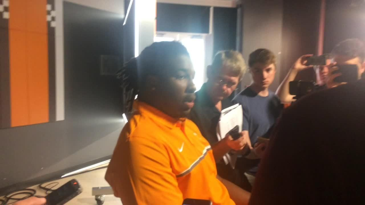 Vols take their time with Georgia Tech