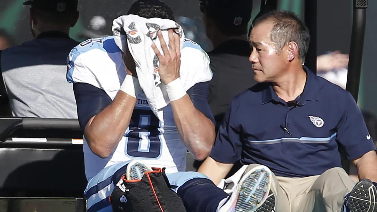 Titans: Mariota, Carr and Lynch all return at Titans home opener