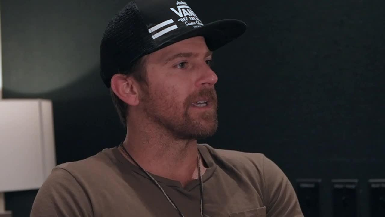 Kip Moore reveals life through songs - just not always his life.