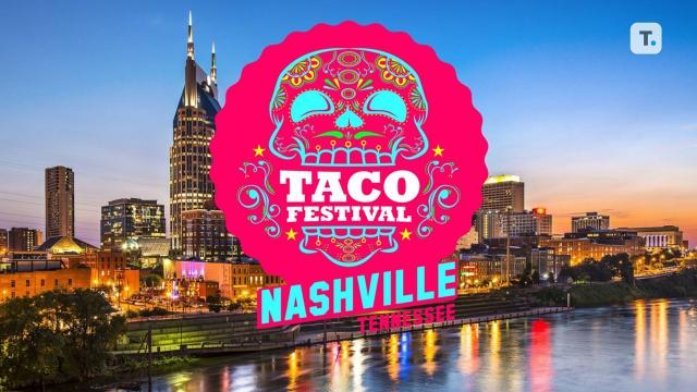 The Taco Festival - Nashville is Sept. 30, 2017 at Centennial Park. Produced by Tabitha Waggoner/The Tennessean.