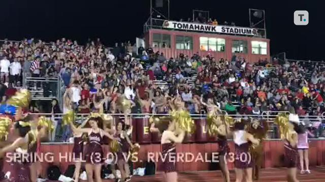 Highlights from Riverdale's win over Spring Hill