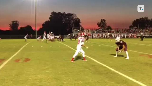 Highlights from Jo Byrns' win over East Robertson