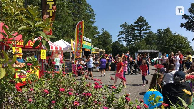 The Fairview Area Chamber of Commerce hosted the 33rd Annual Fairview Nature Fest under the tall pine trees in Fairview's 700-acre Bowie Nature Park. Thousands enjoyed nature at its best with live music, arts & crafts, children activities, food, shopping and more.